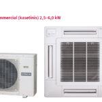 Hitachi_Light_Commercial_2.5-6.0kW_kasetiniai_oro_kondicionieriai_vidinis_blokas_RAI-RPE_isorinis_blokas_RAC-NPE_Elmitra-UAB